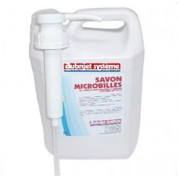 Savon mains microbilles 5 L