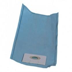 Sacs pour aspirateur poussière bleu total polyéthylène