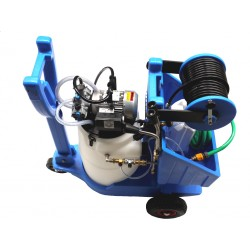 Machine de propulsion multifonctions 15 bars 220 V pour travaux de nettoyage divers
