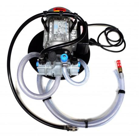 Pompe de pulvérisation 220 V 15 bars, débit 10,7 L/mn avec retour à la cuve