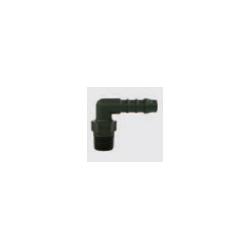 Raccord coudé sur pompe SH4 Ø8 3/8