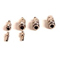 Coupleur pour connexion circuit d'air qui alimente l'obturateur